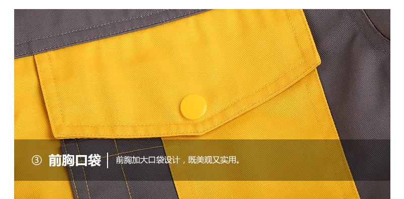 SDLB SD750#防静电内胆一衣三穿涤棉帆布棉服